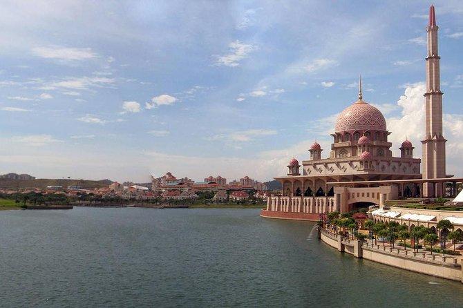 Guided Putrajaya City & Bridges Tour from Kuala Lumpur with Lunch