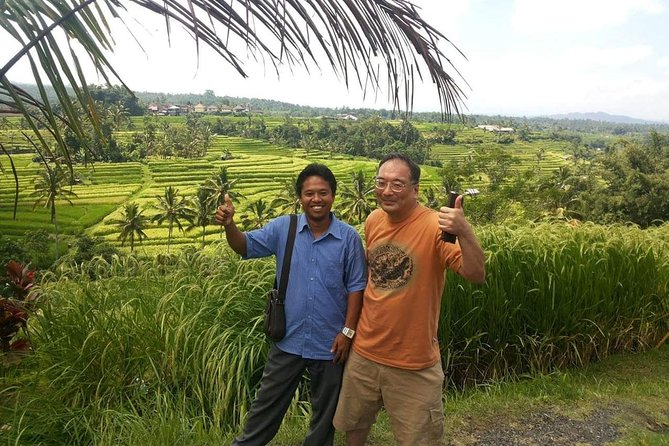 Bedugul & Jatiluwih Rice Terrace Private Tour