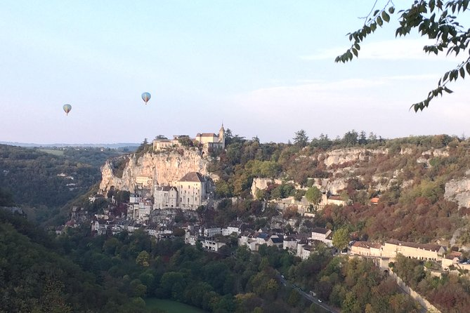 Puycelsi, Saint antonin, Saint Cirq, Rocamadour 2-Day Tour from Toulouse