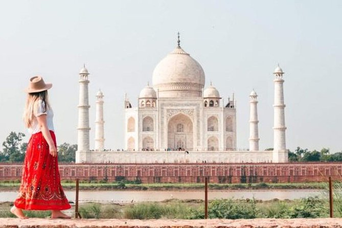 Half Day : Taj Mahal and Agra Fort Tour from Agra