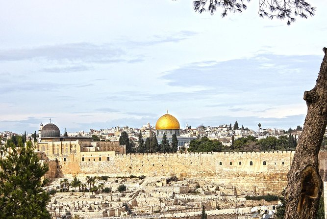 Highlights of Israel Day Trip to Jerusalem from Tel Aviv