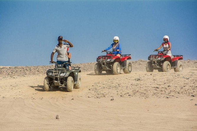 Quad Bike Safari in Hurghada , Rated as one of the best trips