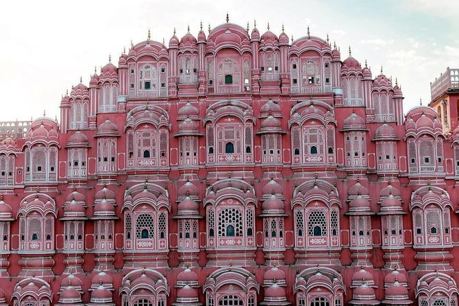 Highlights of Jaipur : Private Sightseeing Tour Of Jaipur