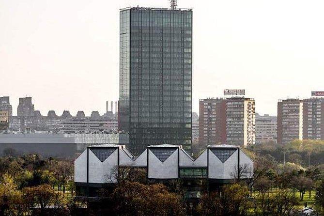 Concrete Utopia of New Belgrade - Socialist Architecture Tour