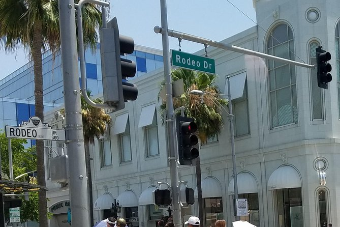 LAX Layover Tour - Celebrity Homes, Beverly HIlls, Private Mercedes, 5 hrs plus