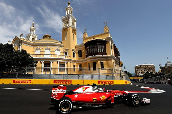 5-day Formula 1 Travel Package