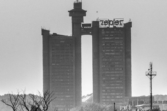 Architecture of New Belgrade - Brutalism Decoded