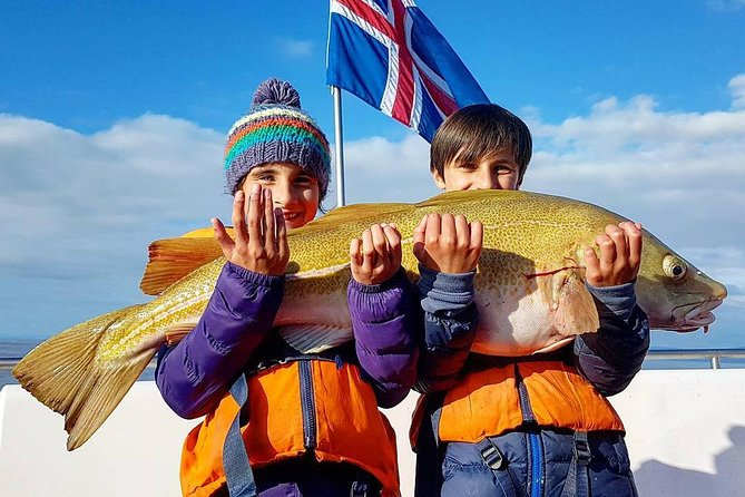 Sea Fishing Experience from Reykjavik