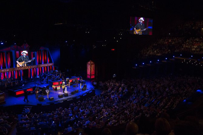 Grand Ole Opry Show Admission Ticket with Shuttle Transportation photo 8