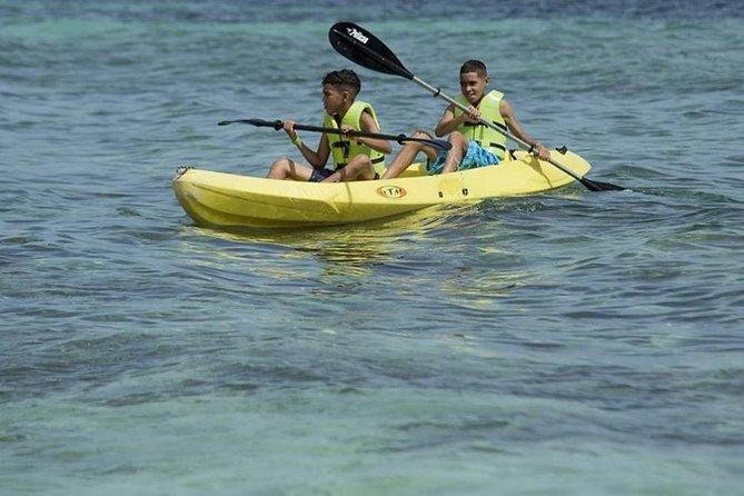 Bahama Kayak Full Day Water Sports Package at Junkanoo Beach