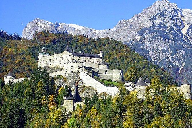 11th century castle of Werfen