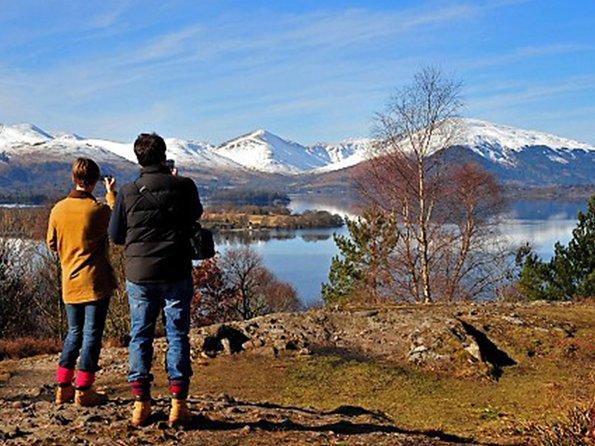 Viagem diurna para grupos pequenos ao Castelo de Stirling com uísque saindo de Edimburgo