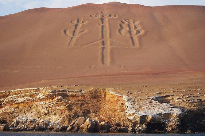 From Lima: Ballestas & Nazca Lines