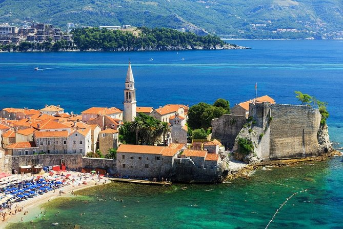 One day private tour to Budva from Kotor