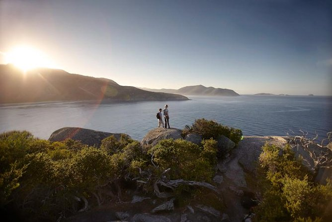 Melbourne to Wilsons Promontory shuttle tour