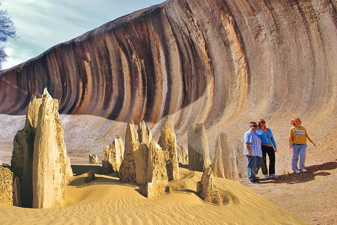 Wave Rock and Pinnacles Air & Ground Tour