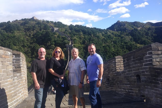 Private All-Inclusive Day Tour: Tiananmen Square, Forbidden City, Mutianyu Great Wall photo 9