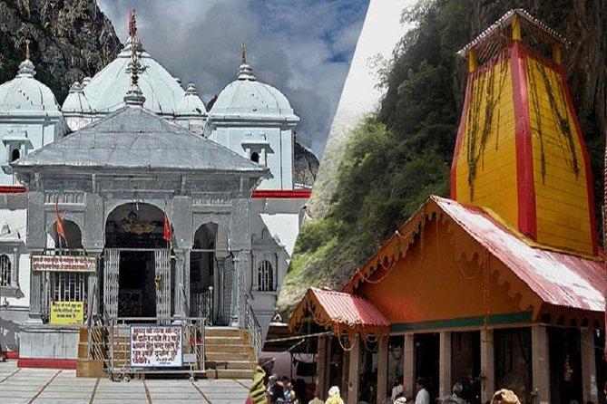 Yamunotri Yatra From Rishikesh