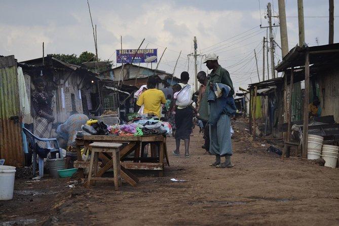 KIBERA SLUM TOUR