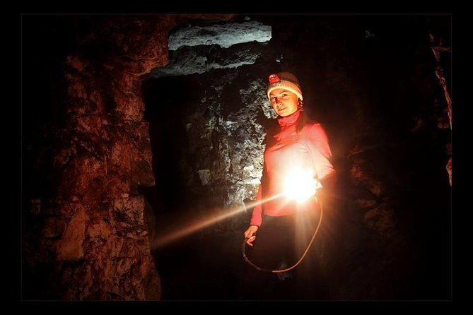 Explore Wild Catacombs with an Experienced Caver