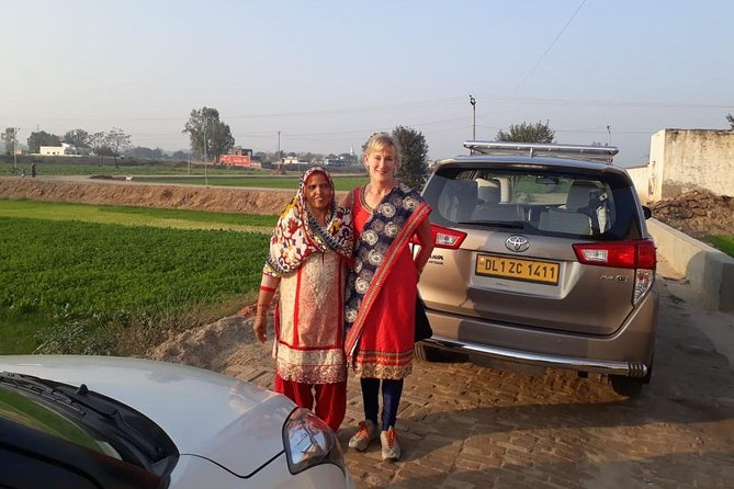 Food Tour With Cooking Class in Local Village from Delhi