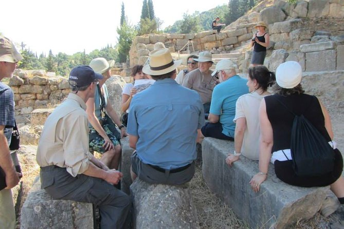 4-Day Classic Greece Private Tour: Epidaurus, Mycenae, Olympia, Delphi, Meteora photo 10