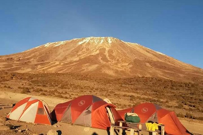 8 Days itinerary Kilimanjaro trek - Lemosho route photo 1