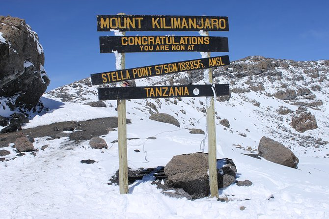 8 Days itinerary Kilimanjaro trek - Lemosho route photo 6