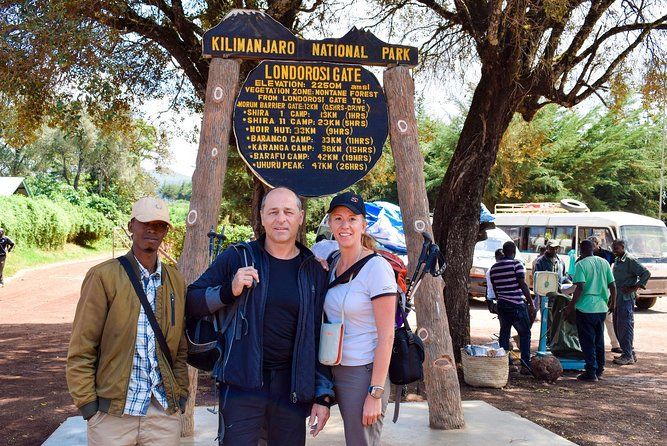 8 Days itinerary Kilimanjaro trek - Lemosho route photo 8
