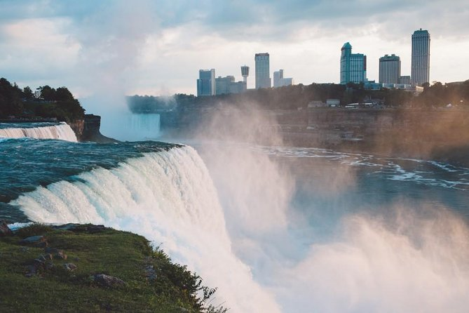 Discovery Niagara Falls USA Side Sightseeing Tour And Boat Ride
