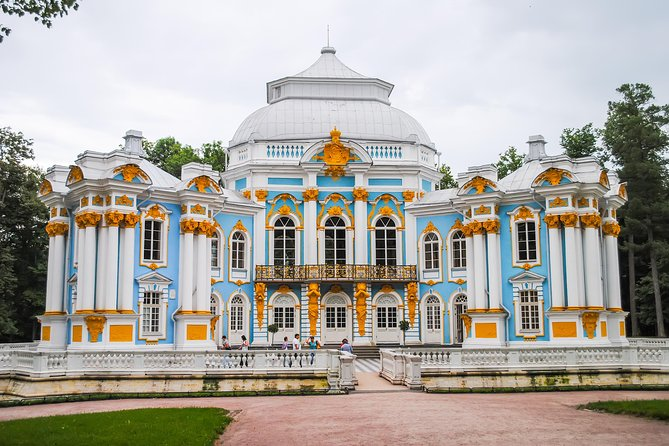 St. Petersburg Private Amber Room Catherine Palace Visa-free tour photo 6