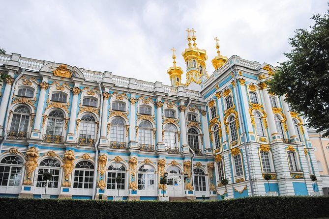St. Petersburg Private Amber Room Catherine Palace Visa-free tour photo 3