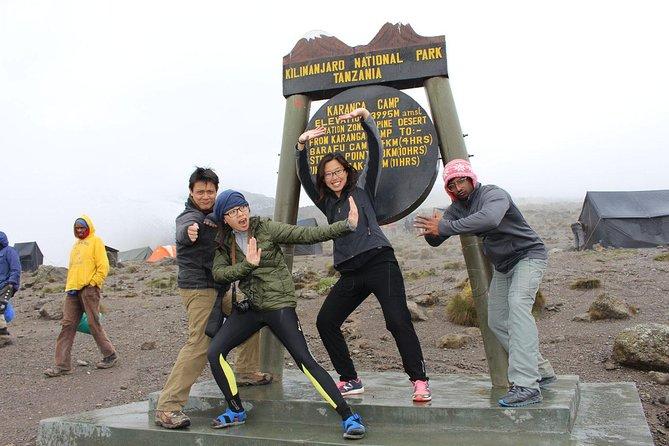 Kilimanjaro Climbs Join Group with Full moon summit Lemosho 17 2019