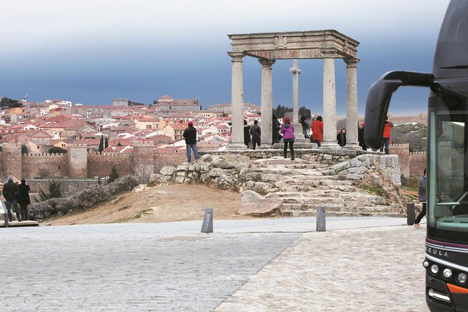 Full Day Tour to Segovia & Avila with Walking Tours Included