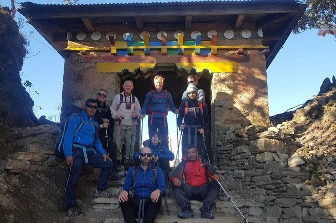 8 days Sherpaland trek for viewing great Sherpa culture and mighty peaks