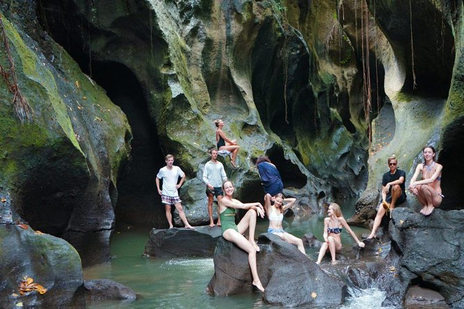 Glorious Bali Canyon trek & Volcano Tour