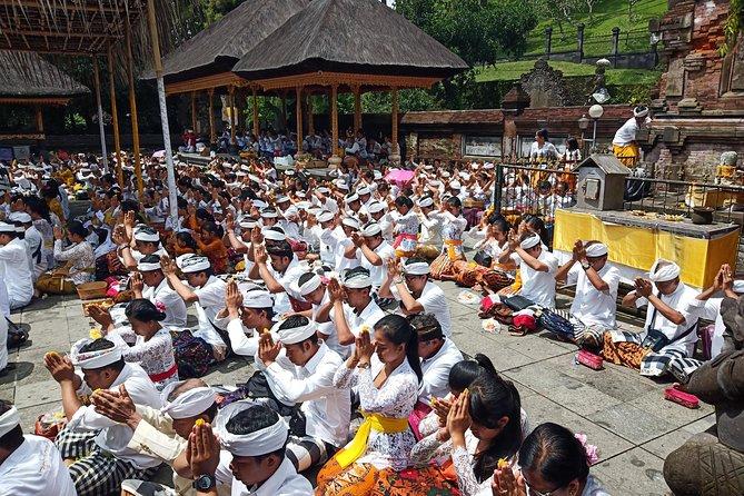 Glorious Bali Canyon trek & Volcano Tour