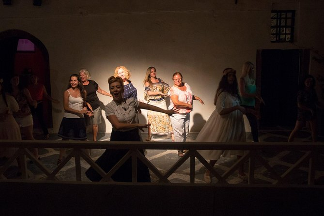 Santorini Greek Wedding Show - White Door Theatro
