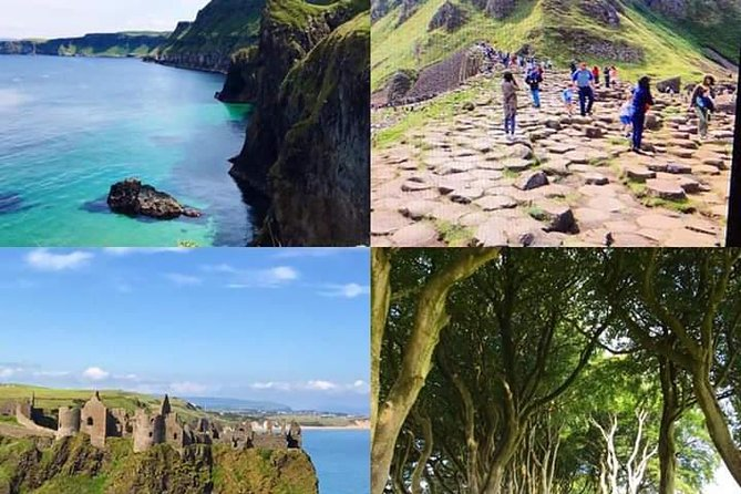 Private Tour Northern Ireland Top Sights Giants Causeway Belfast Adventure photo 470