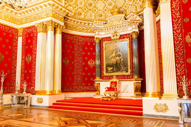 St. Petersburg Hermitage Guided tour