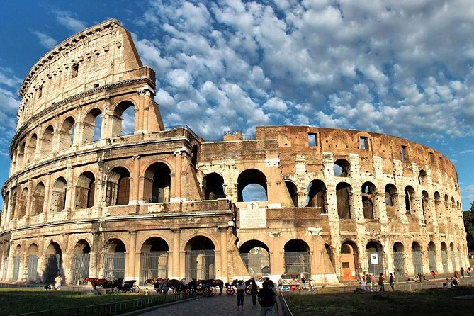 Colosseum Express with Arena Floor and Vatican Tour