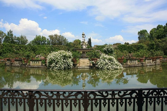 Family Tour of Pitti Palace and Boboli Gardens