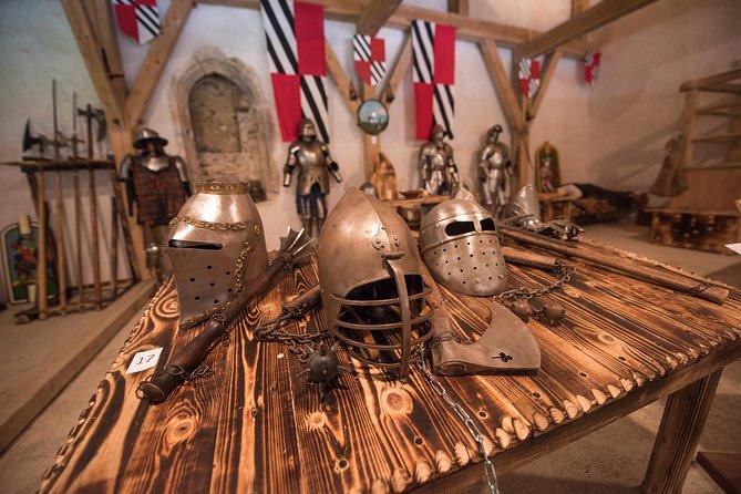 Predjama Castle Interior
