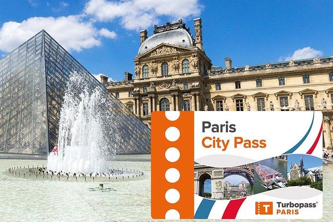 Paris City Pass: Free admission & public transport