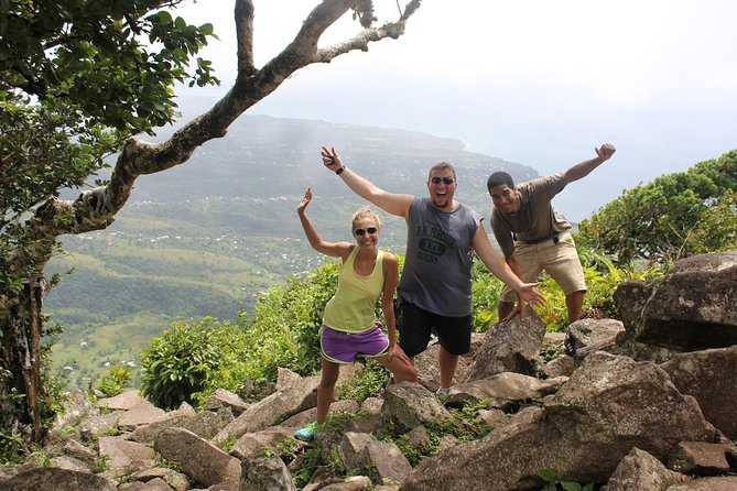 Gros Piton St. Lucia Nature Trail Hike