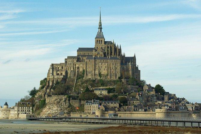 Mont Saint-Michel EXPRESS (day-trip from Paris by TGV - high speed train)