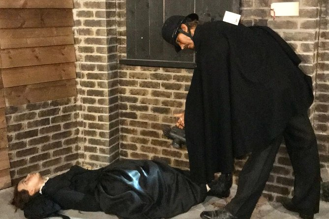 Visit The Jack the Ripper Museum & London's Main Sights Walking Tour
