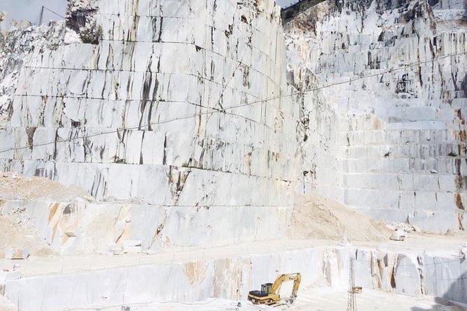 Livorno Port to Marble Quarries, Wine Tasting Shore