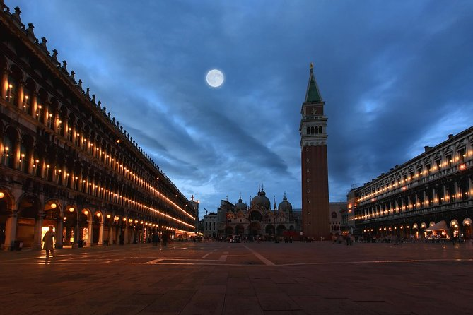 Exclusive Private Tour of Saint Mark's Basilica After Hours