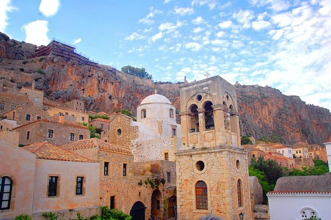 Medieval Greece: Nafplion and Monemvasia Private Tour from Athens photo 1